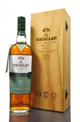 The Macallan 25 YO