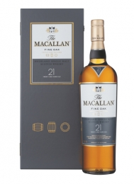 The Macallan Fine Oak 21 YO 43%